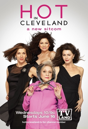 Hot in Cleveland (TV Series 2010) DVD Release Date