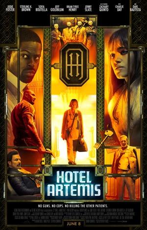 New Dvd Releases October 2020 Hotel Artemis DVD Release Date October 9, 2018