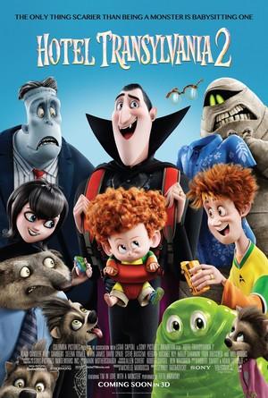 Hotel Transylvania 2 Blu Ray Release Date