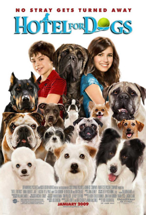 Hotel for Dogs (2009) DVD Release Date