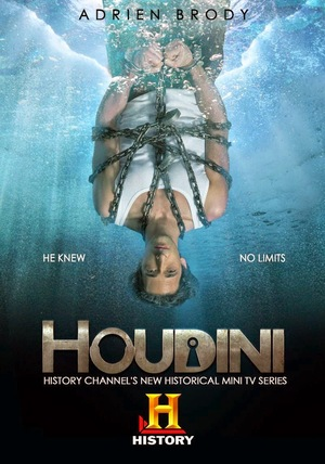 Houdini (TV Mini-Series 2014) DVD Release Date