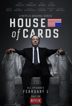 House of Cards (TV Series 2013- ) DVD Release Date