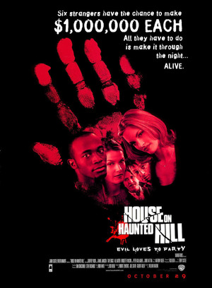 House on Haunted Hill (1999) DVD Release Date