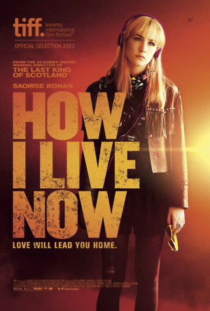 How I Live Now (2013) DVD Release Date