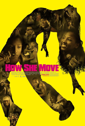 How She Move (2007) DVD Release Date