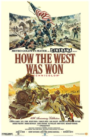 How the West Was Won (1962) DVD Release Date