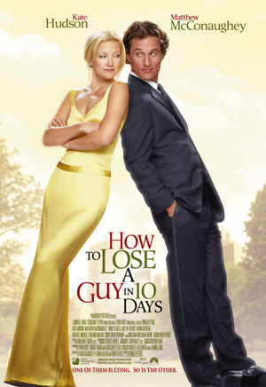 How to Lose a Guy in 10 Days (2003) DVD Release Date