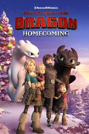 How to Train Your Dragon Homecoming (TV Movie 2019) DVD Release Date
