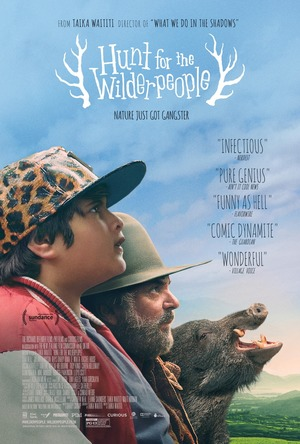 Hunt for the Wilderpeople (2016) DVD Release Date