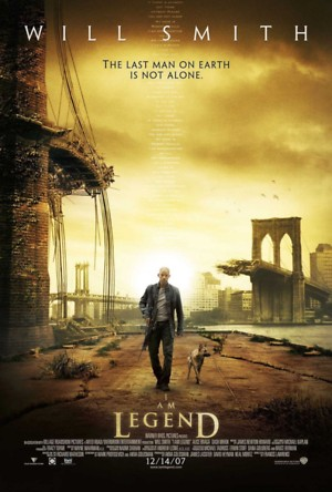 I Am Legend (2007) DVD Release Date