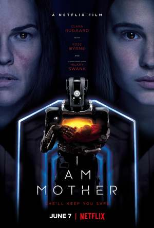 I Am Mother (2019) DVD Release Date
