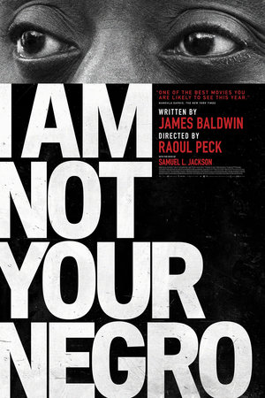 I Am Not Your Negro (2016) DVD Release Date