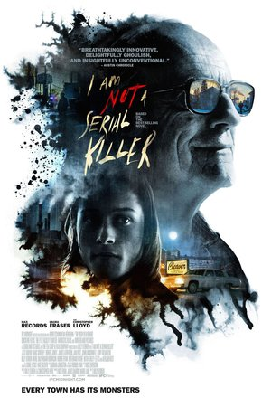 I Am Not a Serial Killer (2016) DVD Release Date