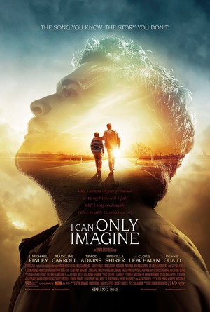 I Can Only Imagine (2018) DVD Release Date
