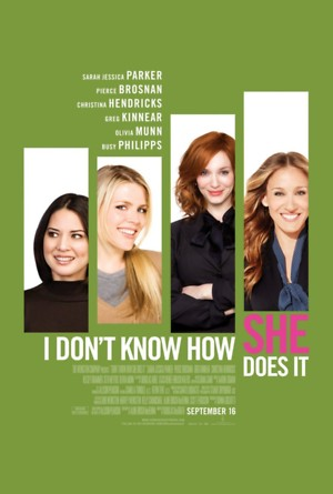 I Don't Know How She Does It (2011) DVD Release Date