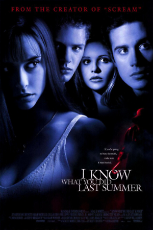 I Know What You Did Last Summer (1997) DVD Release Date