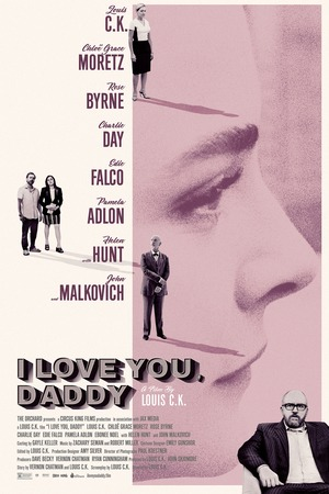 I Love You, Daddy (2017) DVD Release Date