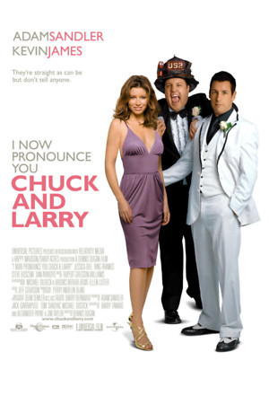 I Now Pronounce You Chuck & Larry (2007) DVD Release Date