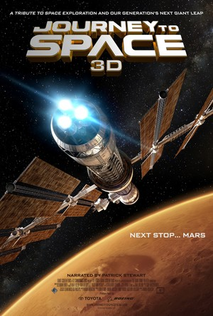 IMAX Journey to Space (2015) DVD Release Date