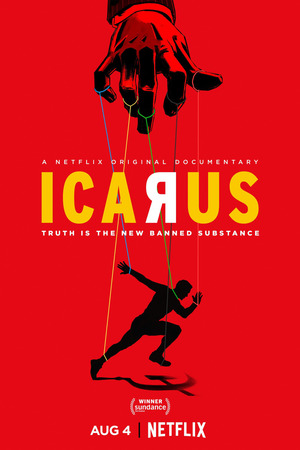 Icarus (2017) DVD Release Date