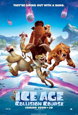 Ice Age 5 Collision Course (2016) DVD Release Date