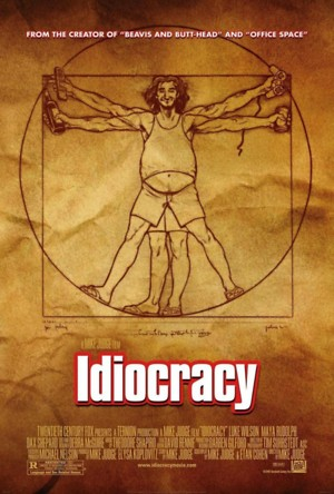 Idiocracy (2006) DVD Release Date