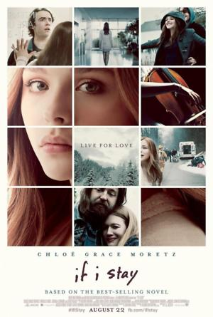 If I Stay (2014) DVD Release Date