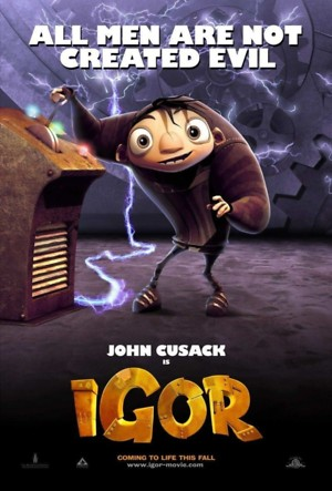igor dvd release date january 20 2009
