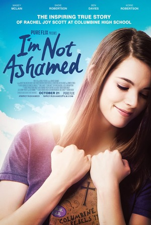 I'm Not Ashamed (2016) DVD Release Date
