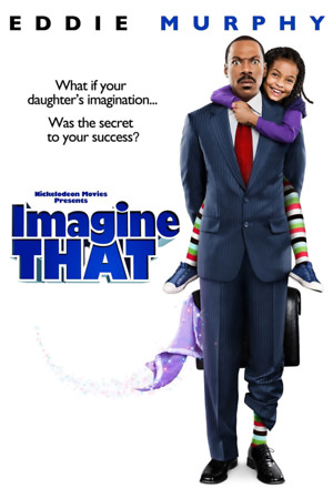 Imagine That (2009) DVD Release Date