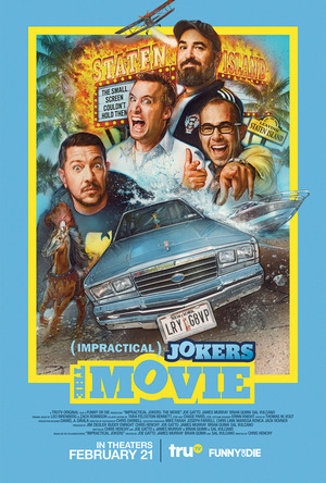 Impractical Jokers: The Movie (2020) DVD Release Date