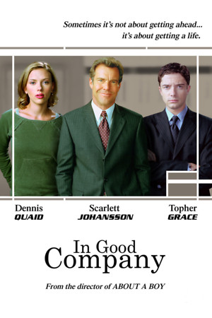 In Good Company (2004) DVD Release Date