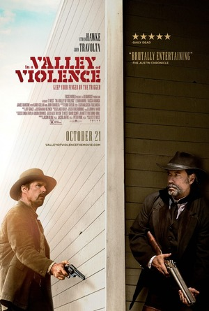 In a Valley of Violence (2016) DVD Release Date