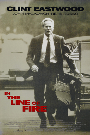 In the Line of Fire (1993) DVD Release Date