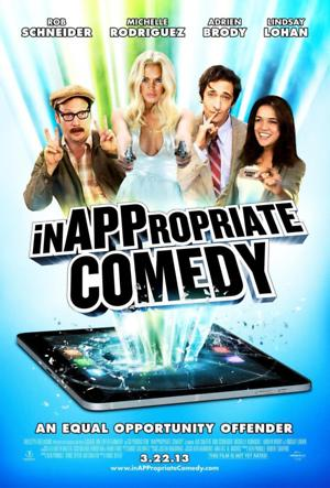 InAPPropriate Comedy (2013) DVD Release Date