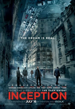 Inception (2010) DVD Release Date