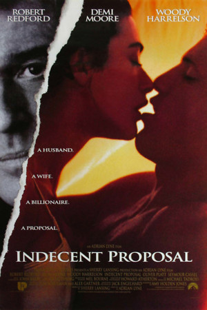 Indecent Proposal (1993) DVD Release Date