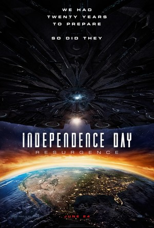 Independence Day Resurgence 2016 DVD Release Date