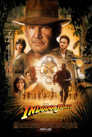Indiana Jones and the Kingdom of the Crystal Skull (2008) DVD Release Date