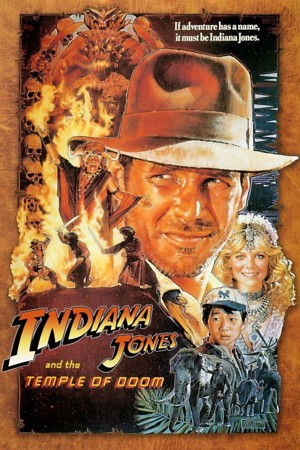 Indiana Jones and the Temple of Doom (1984) DVD Release Date