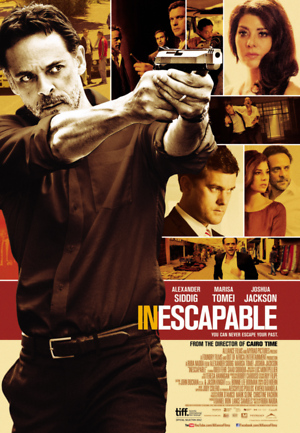 Inescapable (2012) DVD Release Date