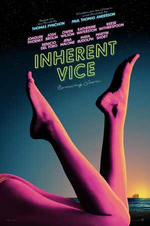 Inherent Vice (2014) DVD Release Date