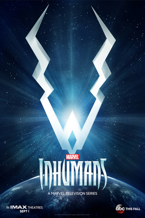 Inhumans (TV 2017) DVD Release Date