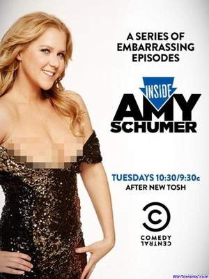 Inside Amy Schumer (TV Series 2013- ) DVD Release Date