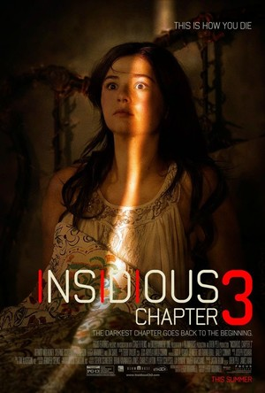 Insidious: Chapter 3 (2015) DVD Release Date