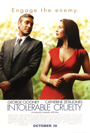 Intolerable Cruelty (2003) DVD Release Date