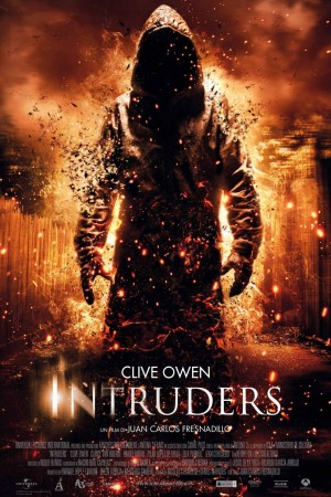 Intruders (2011) DVD Release Date