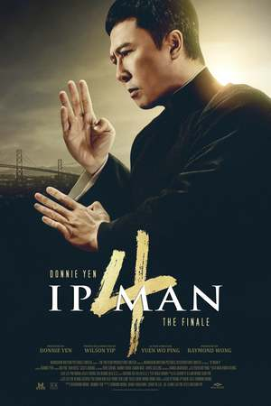 Ip Man 4: The Finale (2019) DVD Release Date