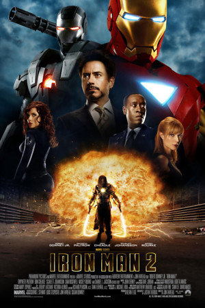 Iron Man 2 (2010) DVD Release Date