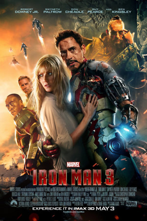 Iron Man 3 (2013) DVD Release Date